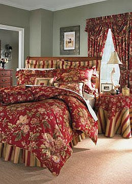Waverly Forever Yours Dana Bedspreads